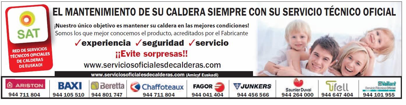 Servicios Oficiales de Calderas de Euskadi